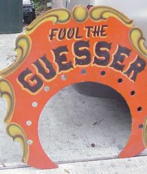 Fool the Guesser Poster