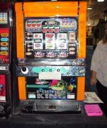 Rainbow Quest Pachislo Slot Machine for sale