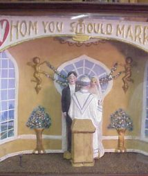 1920s Exhibit Supply Whom You Should Marry