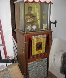 fortune teller Genco Gypsy-Grandma-Horoscope Arcade Machine