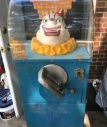 tungo clown vintage circus