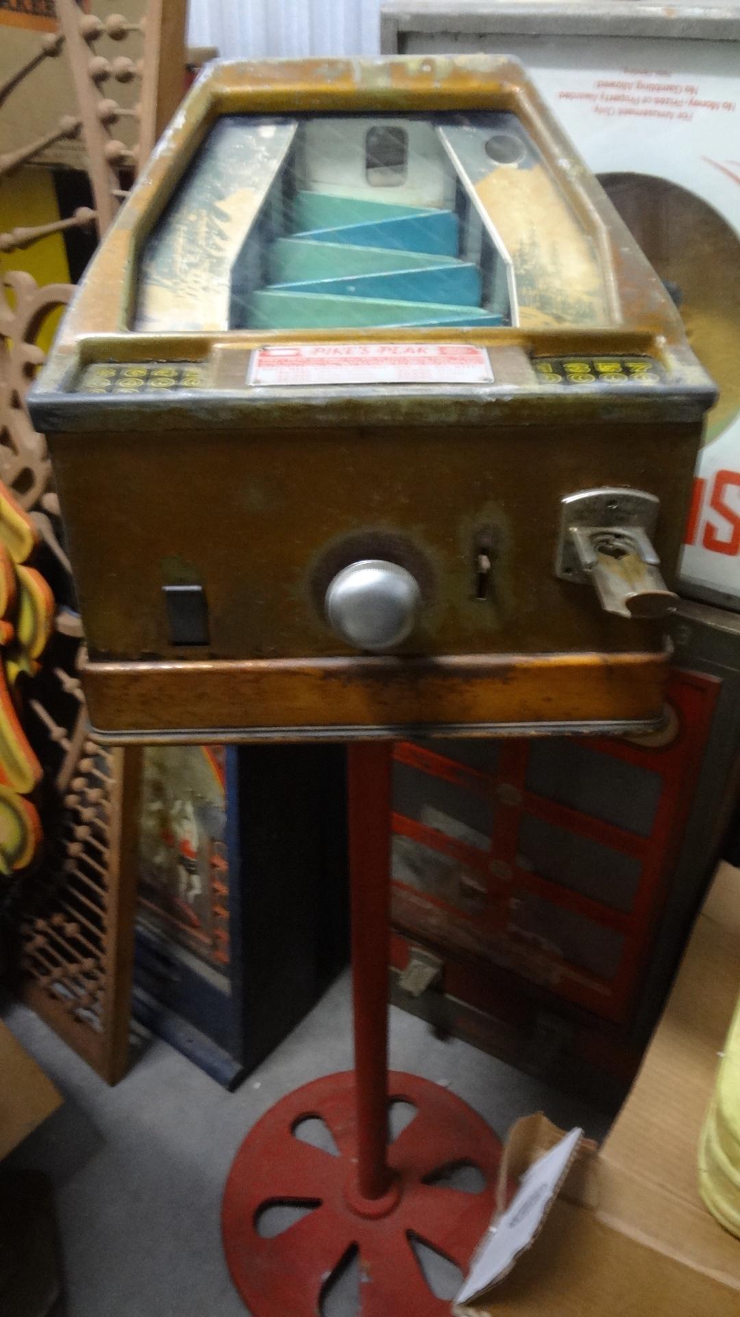 Pike S Peak Trade Stimulator Gum Ball Skill Game