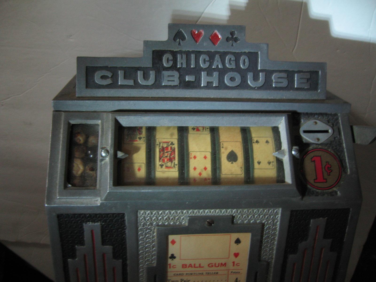 Chicago Slot Machines