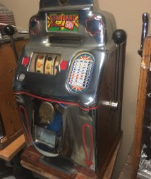 rare jennings slot machine for sale