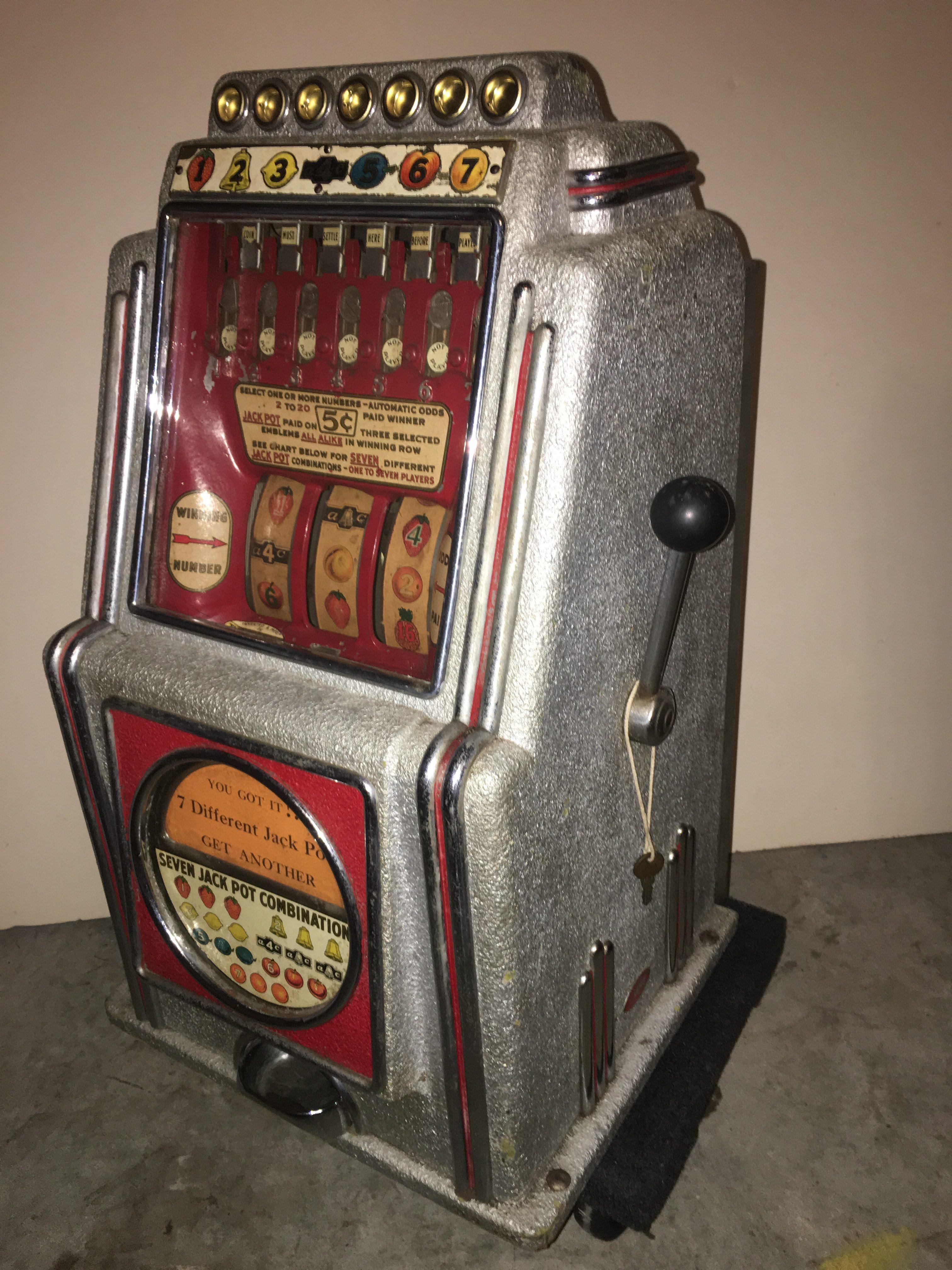 Slot machine c