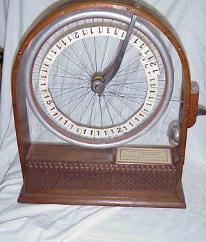 Waddel Bicycle Wheel Cigar Trade Stimulator