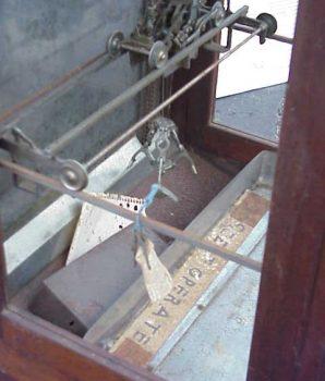 Yankee Traveling Crane Machine