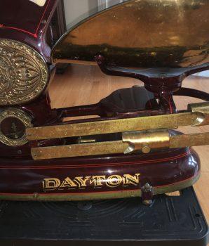 1906 Dayton Antique Mercantile Scale Co.