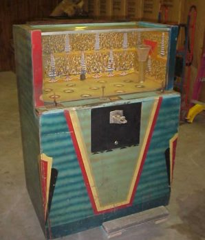 Bally 40's Basketball Machine