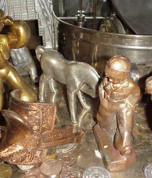 Digger Machine Metal Prizes