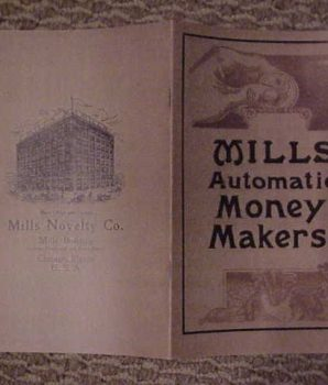 Mills Coin Machine Catalog