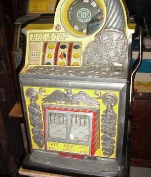 Watling Rol-A-Top Coin Slot Machine