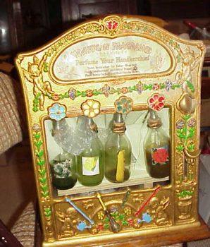 Mills Novelty Co. Perfume Sprayer Circa 1900's