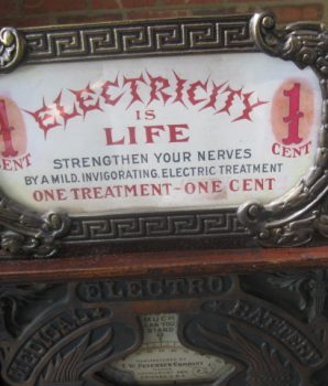 Petersen Medical Electro Battery Electricity is Life