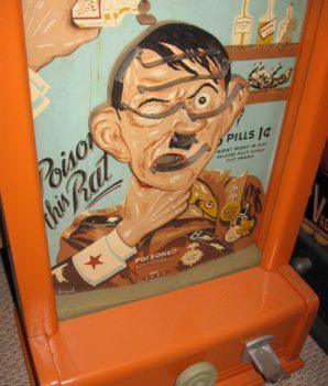 Poison this Rat Arcade Machine